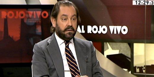 """Pérez-Maura: """"En 'Al Rojo Vivo' jamás me pusieron enfrente a uno del PP o UPyD. Me sentía el tonto útil"""""""