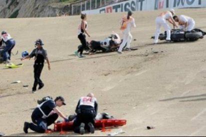 [Vídeo] Así fue el accidente que le costó la vida a Bernat Martínez y Dani Rivas