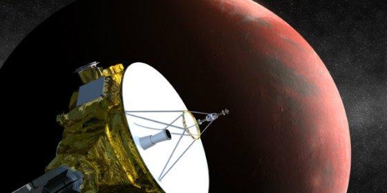 La NASA publica el primer vídeo en color de Plutón y su luna Caronte