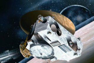 'New Horizons' sobrevive a su histórica aproximación al planeta Plutón