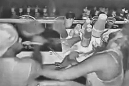 El feroz puñetazo del quarterback DeAndre Johnson a una mujer en un bar