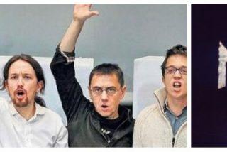 Parecidos razonables: las sorprendentes similitudes entre Podemos y Falange Española