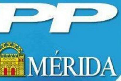 PP Mérida: Carmona miente en cuanto al número de desahucios