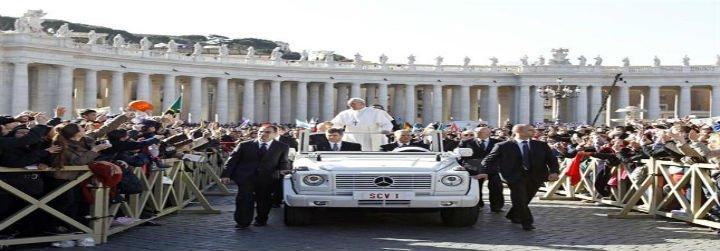 Hispanos de Washington buscan cómo recibir al Papa