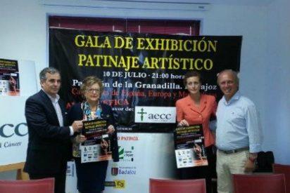 Gala de Exhibición de Pantinaje Artístico en Badajoz