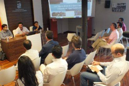 ADEVAG reúne a los alcaldes de Don Benito y Villanueva