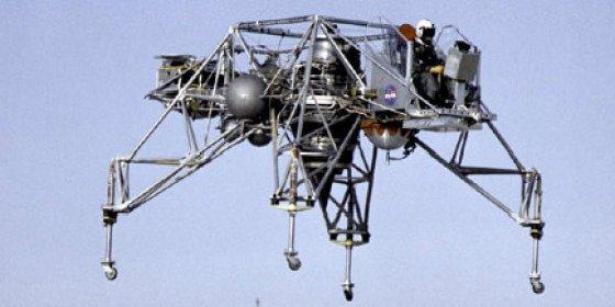 El accidente de Neil Armstrong en el módulo lunar que casi le mata