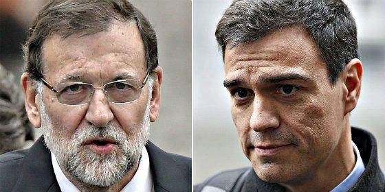 El buen balance de fin de curso de Mariano Rajoy deja mudo al socialista Pedro Sánchez