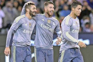 Florentino Pérez ofrece 8 millones de sueldo y 'bonus' para que Sergio Ramos se quede en el Real Madrid
