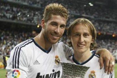 """Modric se 'moja' sobre el futuro de Sergio Ramos: """"No tenemos que pedirle nada porque él se quiere quedar"""""""