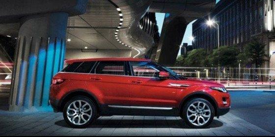 Range Rover Evoque, ya llega el baby Range