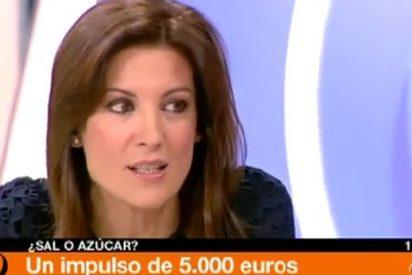 """Remedios Cervantes rentabiliza su metedura de pata en 'Atrapa un millón' y rueda un anuncio para """"pensar en frío"""""""