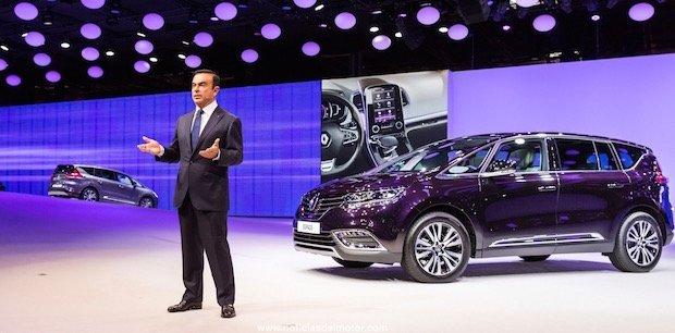 Renault gana un 83% más gracias a la recuperación del mercado