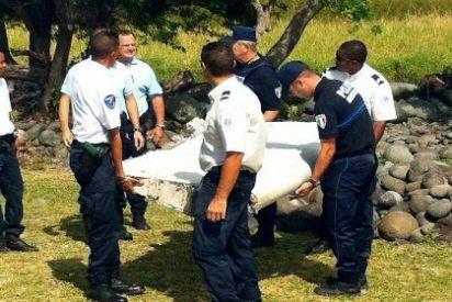 ¿Un ala del desaparecido avión de Malaysia Airlines en la isla Reunión?