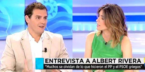 """Barneda se harta de las 'borderías' de Rivera: """"Nos ha dado hoy dos bofetones a los periodistas"""""""