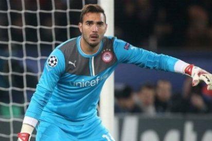 El Atlético tiene en la recámara al guardameta español por si Mendes mueve a Oblak
