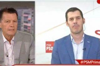 La coherencia de Juan Segovia: embiste a Telemadrid dos días después de vender su candidatura en la cadena