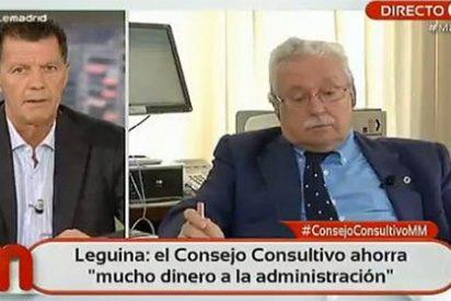 """Joaquín Leguina: """"El Consejo Consultivo ahorra cientos de millones de euros a la Comunidad de Madrid y a sus ciudadanos"""""""