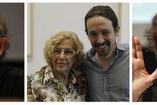 Tatxo Benet (Mediapro) defiende la web de Manuela Carmena y ajusta cuentas con la FAPE
