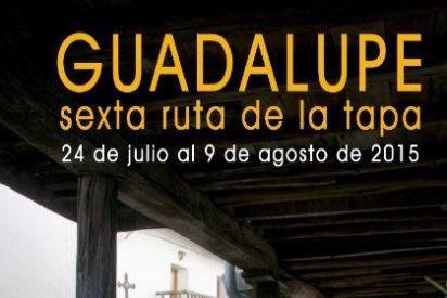 Sexta Ruta de la Tapa en Guadalupe (Cáceres)