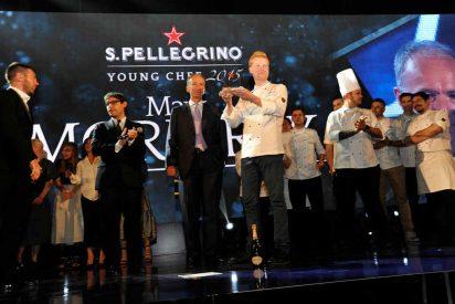Mark Moriarty, Representante de Reino Unido e Irlanda, es el S. Pellegrino Young Chef 2015