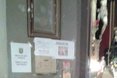 """La iglesia de San Antón abre un servicio de apoyo y orientación madres en situación difícil: """"Un torno que salva vidas"""""""