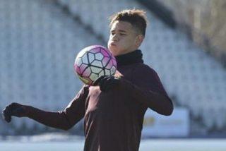 Ofrecen a Villarreal, Betis, Espanyol y Las Palmas al excanterano del Barcelona