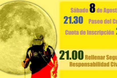 "Ruta Senderista Nocturna ""Luna de Agosto"" en Ribera del Fresno"