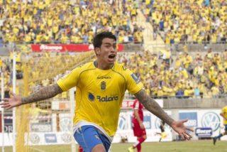 Ofrecerán 20 millones de euros por el jugador de Las Palmas