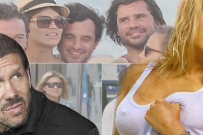 El Cholo se escapa a Marbella junto a su preciosa novia