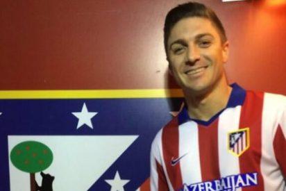 El Atlético lo vende por 10 millones