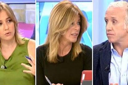 """Inda retrata el """"pucherazo"""" de Podemos y pone de los nervios a Tania, a la 'señora podemita' Palomera y a Barneda"""