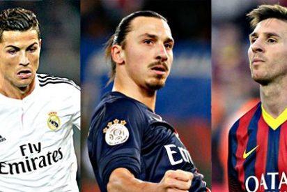 En el Top 10 de los futbolistas mejor pagados en el mundo no hayb un solo español