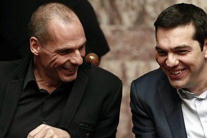 Grecia, granujas de medio pelo
