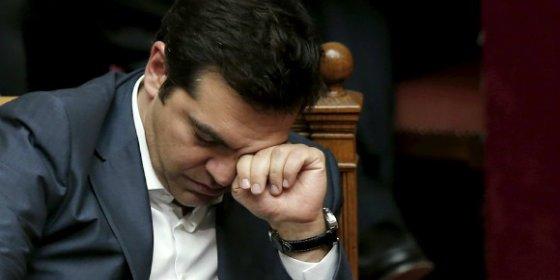 """La madre de Tsipras está muy preocupada por su hijo: """"Ya no come ni duerme"""""""