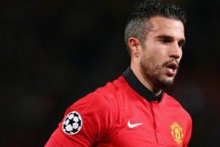 Van Persie deja de ser jugador del Manchester United