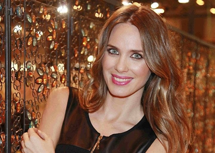 Lara Álvarez desbanca a Pedroche en el ranking de las más sexys