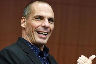 """Yanis Varoufakis: """"Lo que están haciendo la UE, el FMI y el BCE con Grecia tiene un nombre: terrorismo"""""""