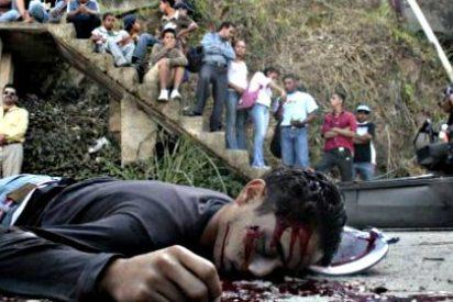"""La Venezuela chavista: """"Un demencial matadero donde los delitos de sangre quedan impunes"""""""