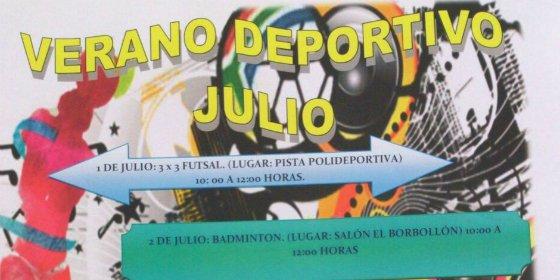 """La localidad pacense de Valle de Matamoros presenta su """"Verano Deportivo"""""""