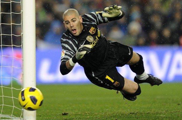 Cuando Valdés iba a aceptar la oferta del Valencia... ¡apareció el Real Madrid!