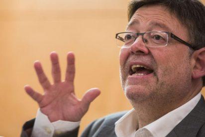 """La 'horterada' con la que justifica Ximo Puig reabrir el ruinoso Canal 9: """"Para cimentar la universalización de lo español y lo valenciano"""""""
