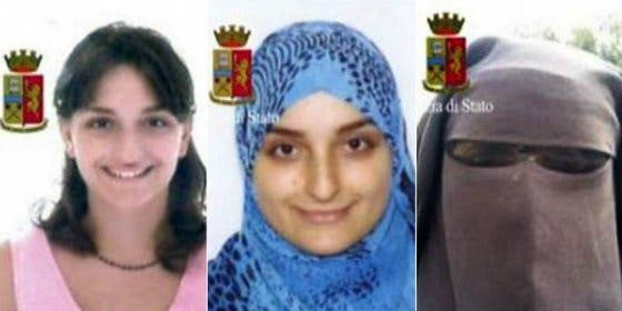 """'Lady Yihad', la italiana que se unió al EI: """"No hacemos nada contra los derechos humanos"""""""