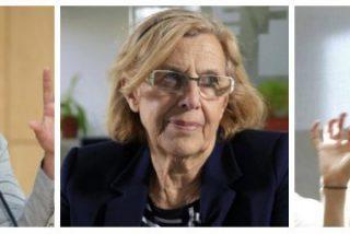 Los pretorianos de Podemos dejan en evidencia el desastre de gestión de Carmena