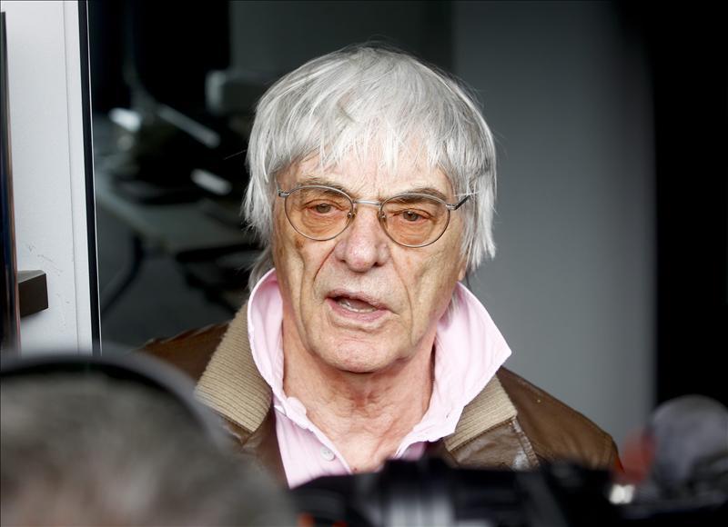 Bernie Ecclestone escoge a Fernando Alonso dentro de su 'Dream Team' histórico