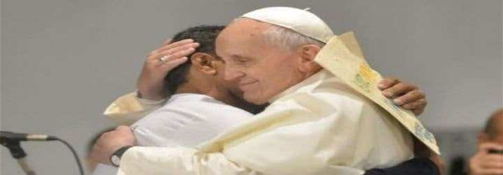 """Juan Arias: """"El escándalo que creaba Jesús es el escándalo que crea hoy Francisco"""""""