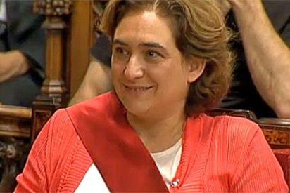 El 'top manta' de Ada Colau