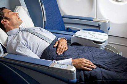"""Conozca el avión que tiene todas sus plazas en """"Clase Business"""""""