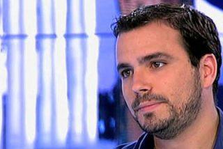Donde dijo digo, dice Diego: Pablo Iglesias pasa de llamar 'pitufo gruñón' a Alberto Garzón a pedirle que se una a Podemos