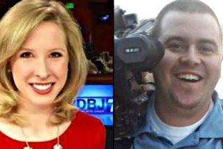 Asesinan a tiros a dos periodistas en un programa de TV en directo en EEUU